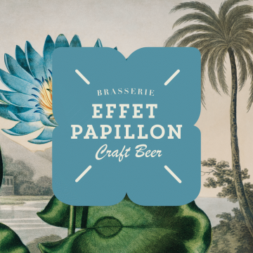 Brasserie Effet Papillon